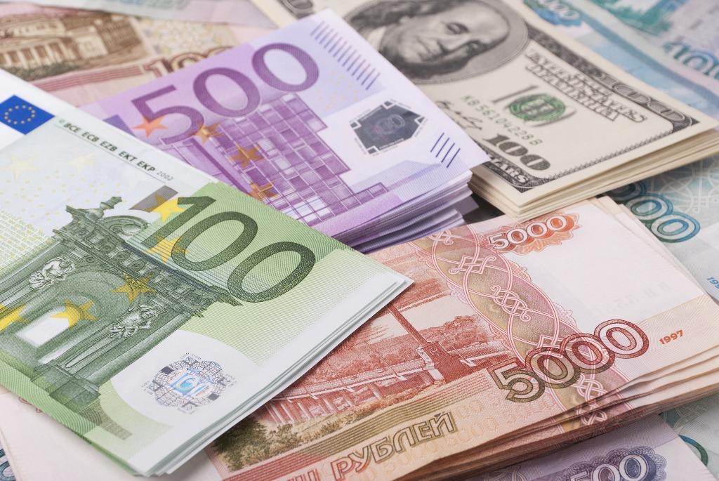 Дорожает евро и доллар