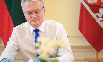 Литва, президент