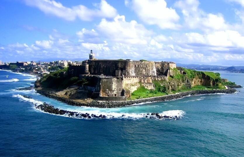 Пуэрто-Рико остров