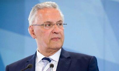 Министр внутренних дел Баварии Йоахим Херрманн