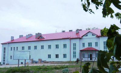 школа искусств в Ушачах - фото