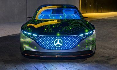 Mercedes и NVIDIA вместе создадут автономный автомобиль - Фото