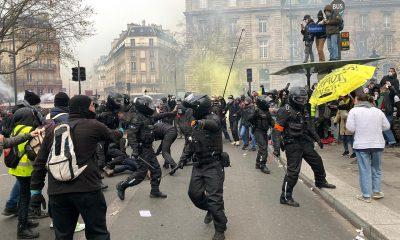Власти Гааге обвинили футбольных хулиганов в беспорядках и акциях протеста - Фото