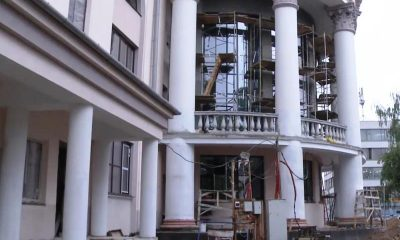 Бывший Дворец культуры текстильщиков в Гродно - фото