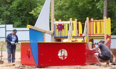 десятиметровый корабль - фото