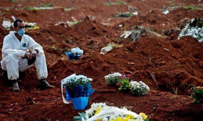 В Бразилии количество умерших от коронавируса превысило 80 тысяч - Фото