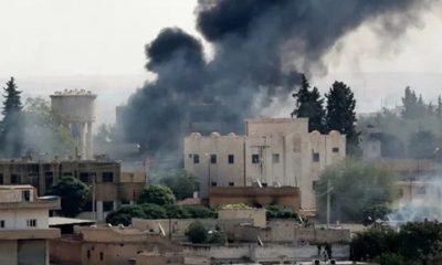 Турция обвинила РПК во взрыве на севере Сирии - Фото