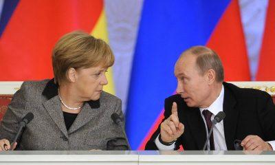 Москва предупредила об ухудшении отношений с Берлином в случае введения санкций - Фото