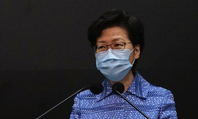 В Гонконге отложили парламентские выборы - Фото