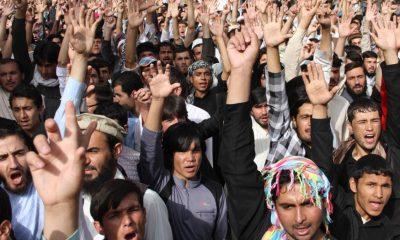 На северо-западе Пакистана начались протесты после взрыва бомбы - Фото