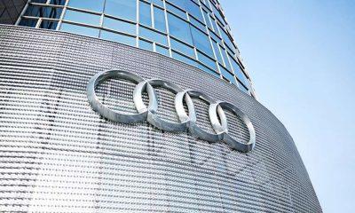 Audi ушла в глубокий минус - Фото