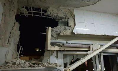 На границе Израиля и Сирии прогремело несколько взрывов - Фото