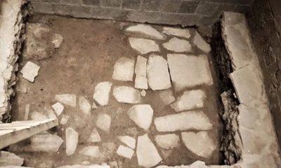 В центре Мехико обнаружены остатки ацтекского дворца - Фото