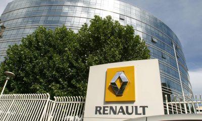 Renault потерял почти 7,3 млрд евро за полгода - Фото
