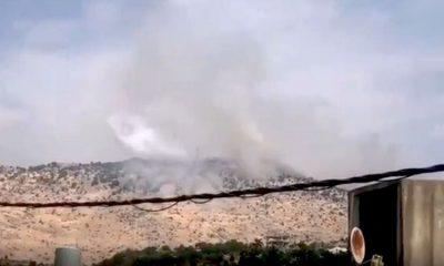 На границе Израиля и Ливана произошла перестрелка - Фото
