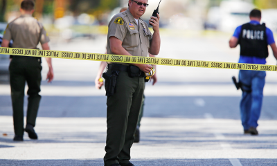 Двое полицейских погибли в результате перестрелки в Техасе - Фото