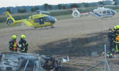 Четверо детей погибли в крупном ДТП во Франции - Фото