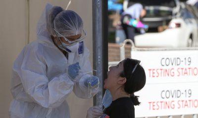 В США за сутки коронавирусом заразились более 60 тыс. человек - Фото
