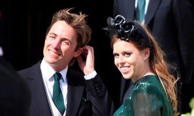 Принцесса Беатрис и бизнесмен Эдоардо Мапелли Моцци тайно поженились - Фото