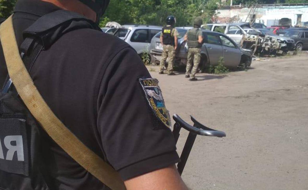 В Полтаве угонщик взял в заложники начальника уголовного розыска - Фото