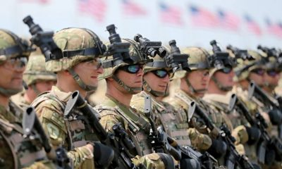 США выведут из Германии почти 12 тысяч военных - Фото