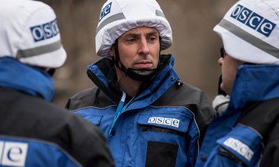 ОБСЕ зафиксировала более 100 нарушений режима прекращения огня на Донбассе - Фото