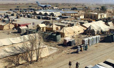 США закрыли пять военных баз в Афганистане - Фото