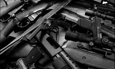 В ЕС в обращении находится 35 млн единиц нелегального оружия - Фото