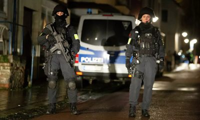 В ходе беспорядков в немецком Франкфурте-на-Майне арестовали 39 человек - Фото