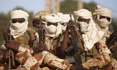 В Нигерии боевики убили пятерых работников гуманитарных организаций - Фото