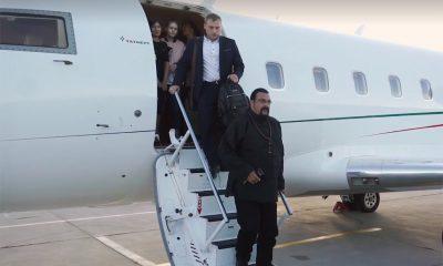 Стивен Сигал прилетел в Бурятию и намерен посетить Байкал - Фото