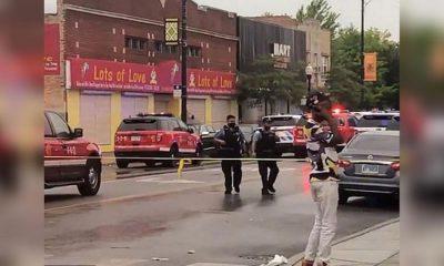 14 человек пострадали при стрельбе на похоронах в Чикаго - Фото