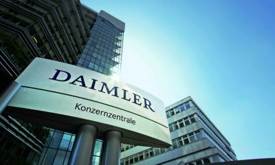Daimler ушел в глубокий минус из-за коронавируса - Фото