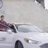 Mobileye привез свои беспилотные автомобили в ФРГ для испытаний - Фото