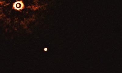 Ученым впервые удалось сфотографировать планеты у звезды, похожей на Солнце - Фото