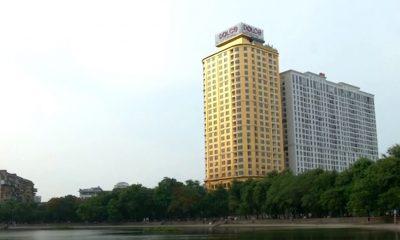 Первый позолоченный отельоткрылся во Вьетнаме - Фото