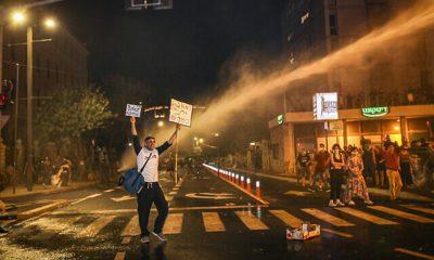 В Израиле полиция арестовала 50 человек в ходе акций протеста против Нетаньяху - Фото