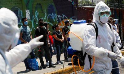 В Мексике число случаев заражения коронавирусом превысило 370 тысяч - Фото
