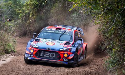 Сезон чемпионата мира по ралли WRC возобновится в сентябре в Эстонии - Фото