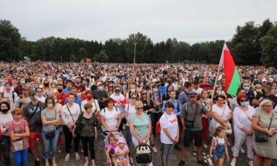 5 тыс. человек пришли на пикет Тихановской в Минске - Фото