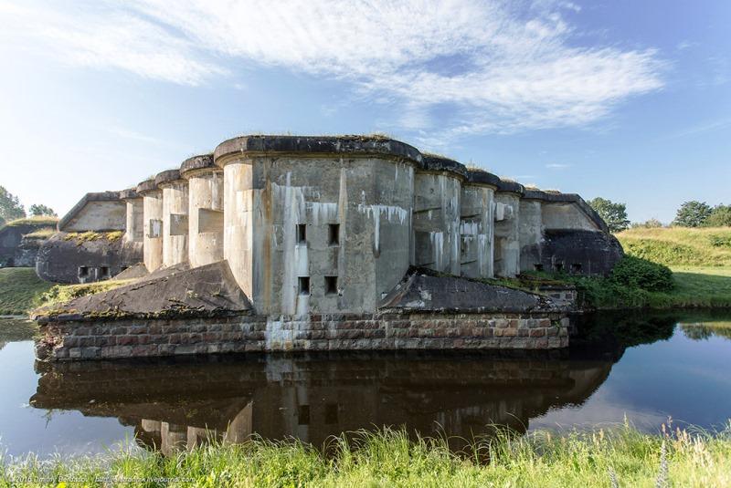 Пятый форт Брестской крепости - фото