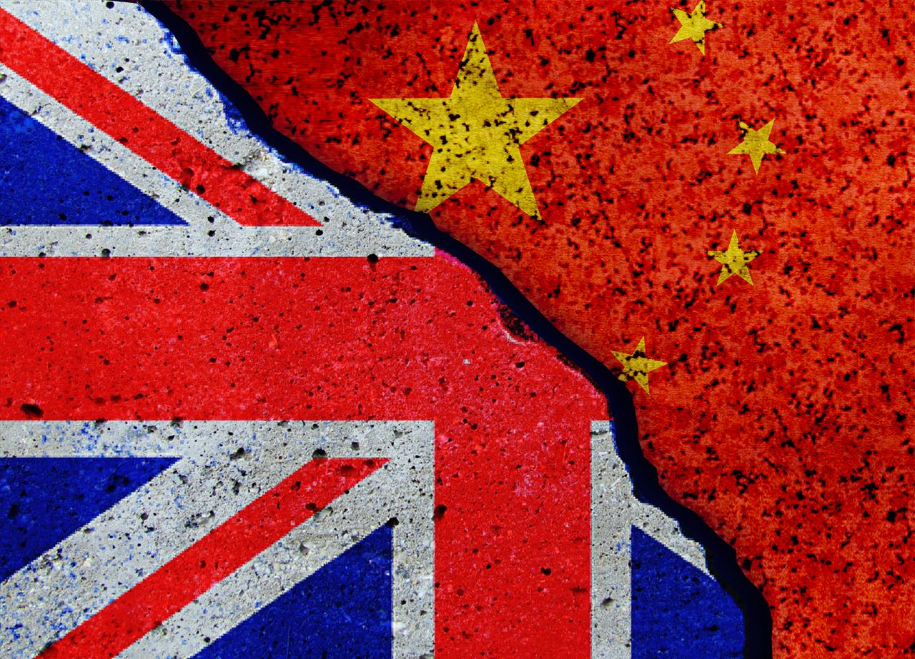 Между Китаем и Великобританией разгорелся спор из-за бывших британских подданных - Фото
