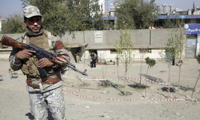 В Афганистане при взрыве двух бомб погибли пять силовиков - Фото