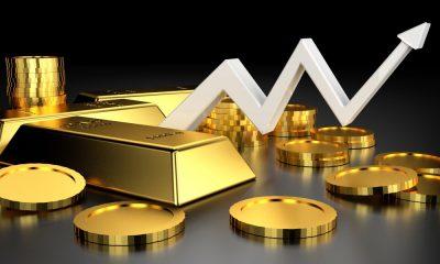 Цена золота обновила исторический рекорд - Фото