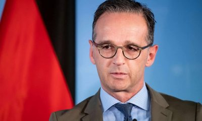Глава МИД Германии предостерег от дестабилизации Ливана после взрыва - Фото