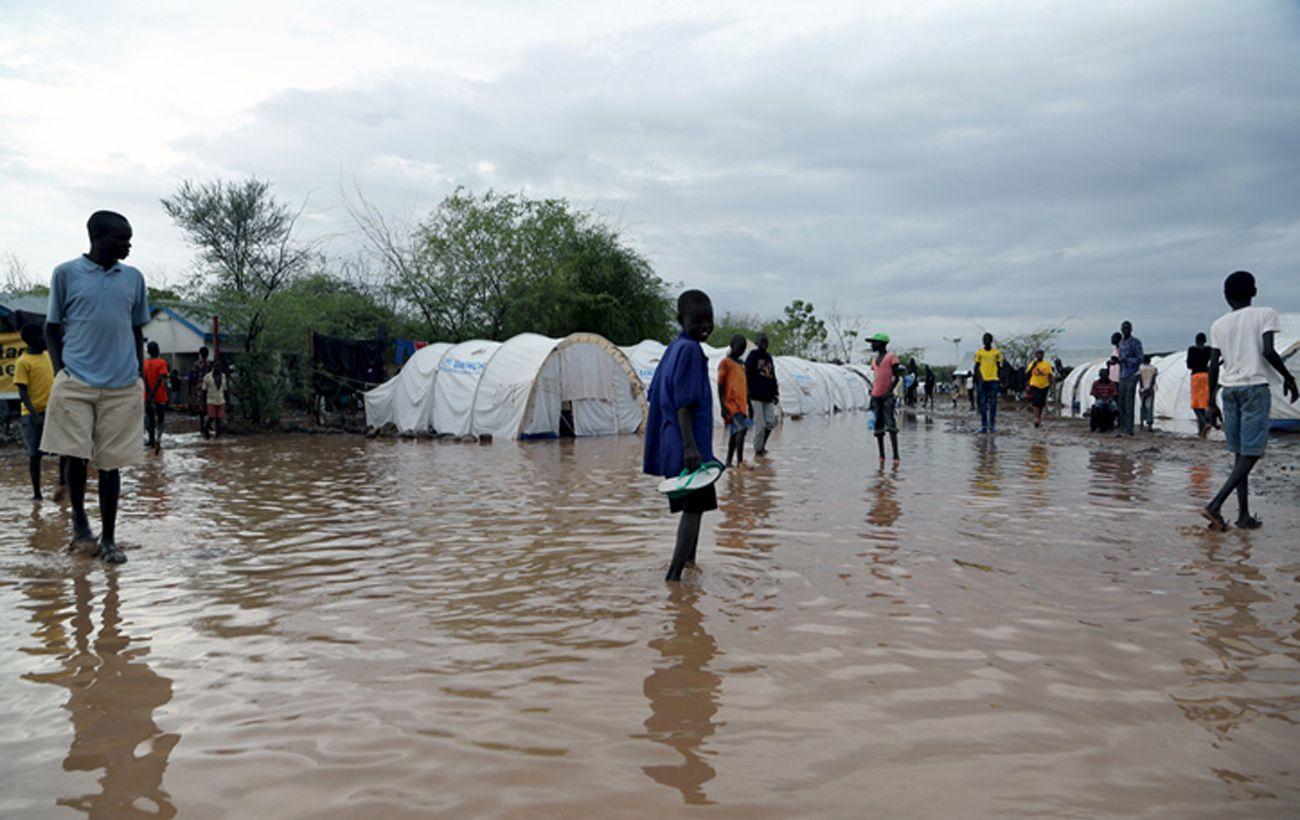 В Судане от наводнений и ливней погибли не менее 65 человек - Фото