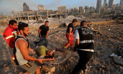 Взрыв в Бейруте: более 4000 пострадавших и 100 погибших - Фото