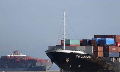 Японский экспорт в июле упал на 19,2% - Фото
