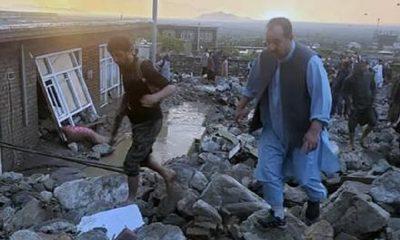 В Афганистане в результате наводнения погибли 45 человек - Фото