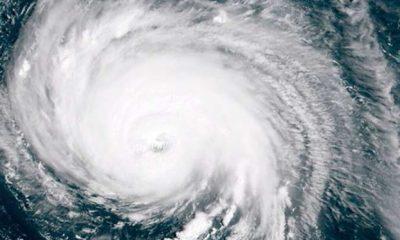 """Ураган """"Лаура"""" обрушился на побережье штата Луизиана в США - Фото"""
